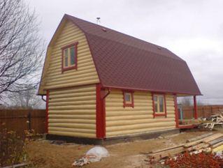 Баня - дом