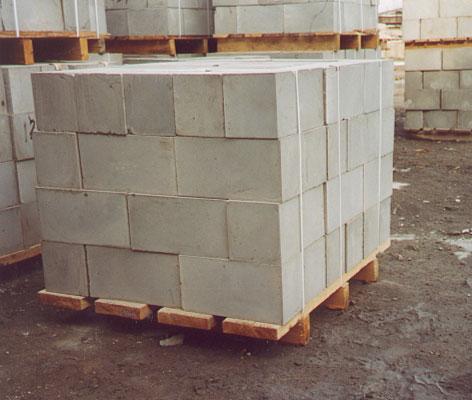 Блоки пенобетона