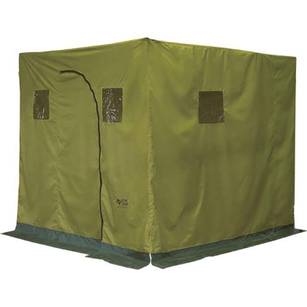Брезентовая палатка
