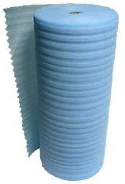 Данный материал продается и без светоотражающей поверхности, но для монтажа в бане лучше использовать вариант с таким слоем