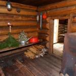 Деревенская баня
