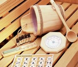 Деревянные аксессуары для бань лучшие среди огромного ассортимента