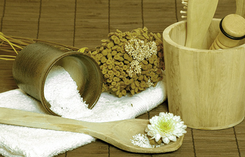 Для увеличения лечебного эффекта следует использовать различные растения и специальные составы