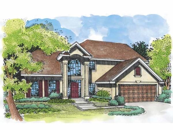 Дом, гараж и баня под одной крышей