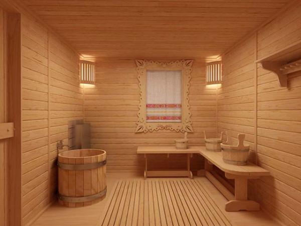 Древесина в бане – это не только дань традициям, это действительно красиво и практично