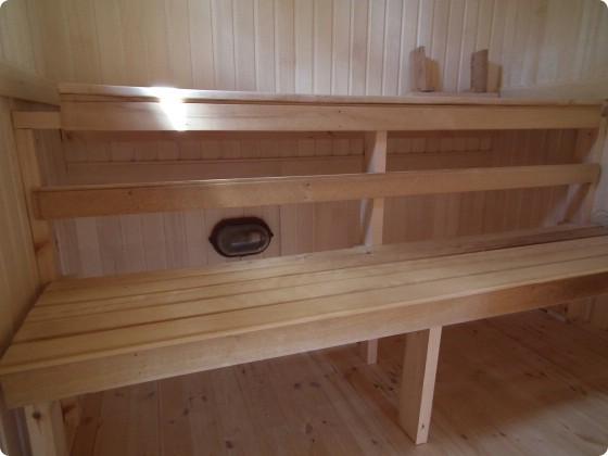 Двухъярусные скамейки