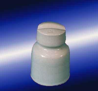 Фарфоровый изолятор ЛЭП