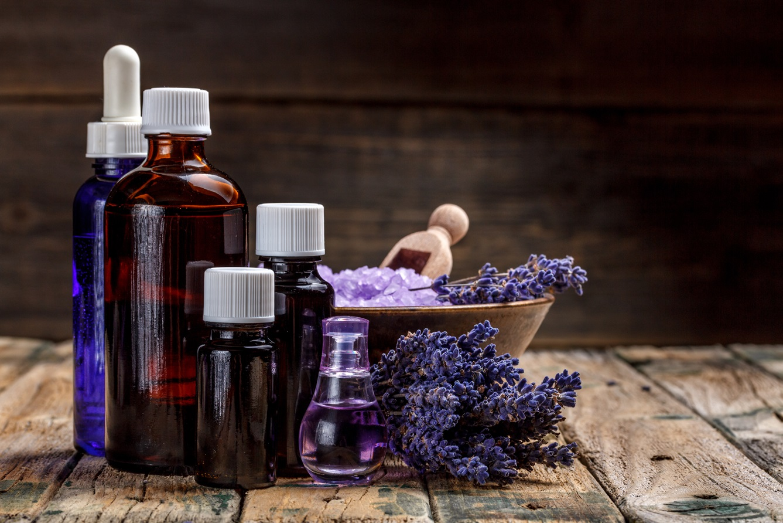 Эфирные масла в бане