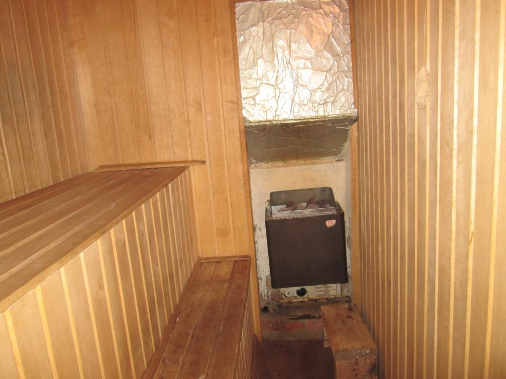 Баня в подвале экономит средства на строительство здания