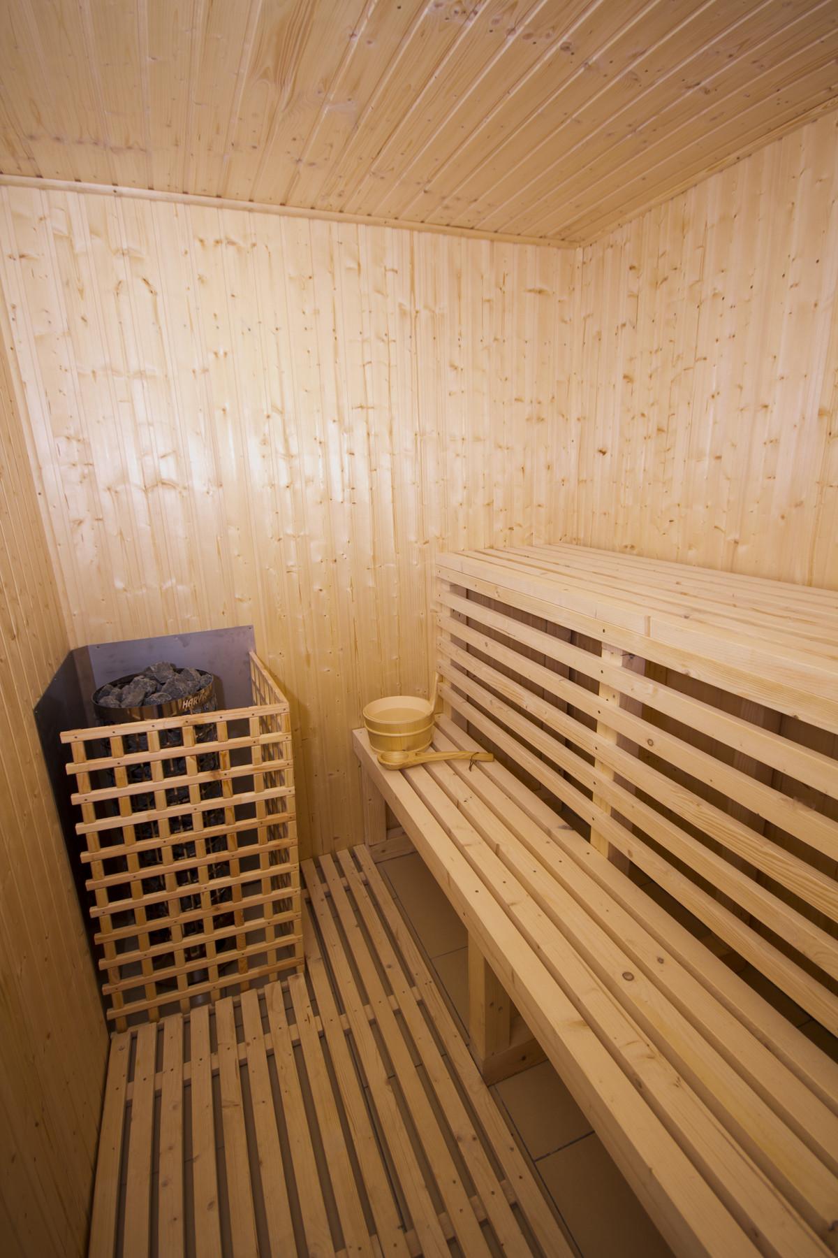 Организация бани в подвальном помещении