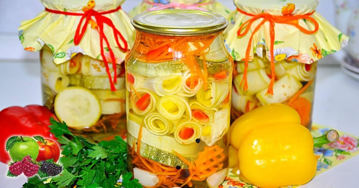 Консервированные овощи для хранения