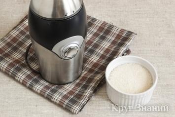 Можно ли сделать сахарную пудру в кофемолке?