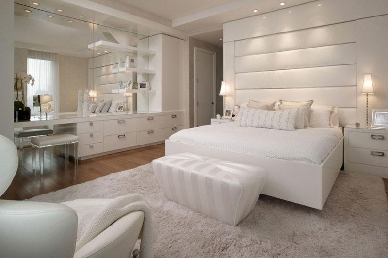 Возможность белого гарнитура отражать солнечные лучи: плюсы белой мебели.