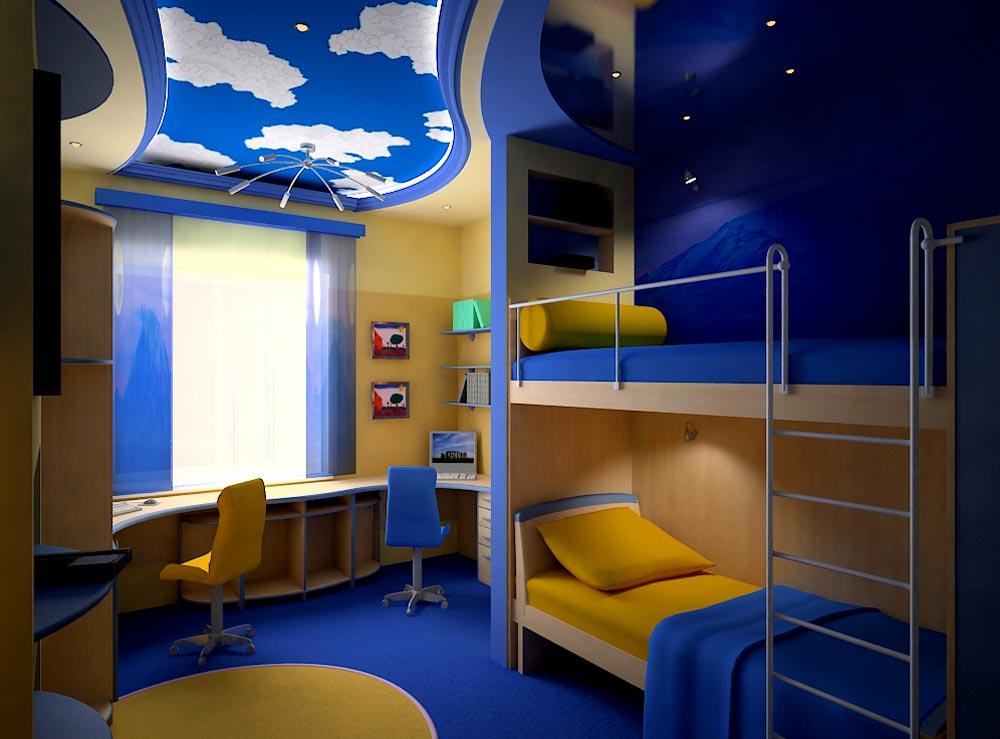 Детская комната по вашим мечтам