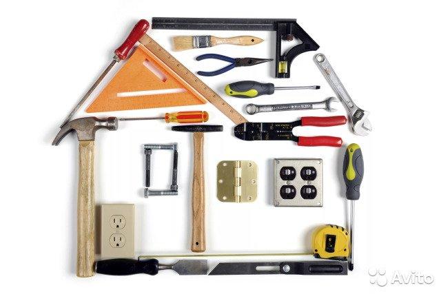 Мелкий ремонт - многообразие открытых рабочих вакансий.