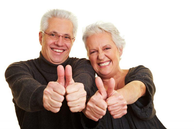 Ольга и Андрей - жизнерадостные, активные и трудолюбивые люди.