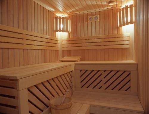 Фото интерьера бани, отделанной вагонкой – уютно и полезно для здоровья