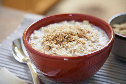 Фото лучшего завтрака перед посещением сауны
