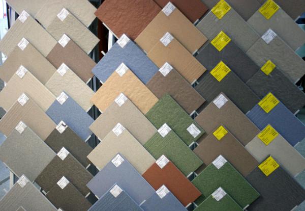 Фото многообразия плитки для бани любого цвета и текстуры