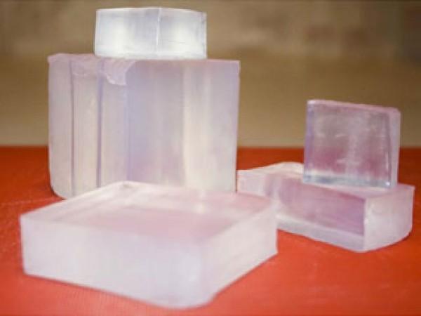 Фото прозрачной мыльной основы