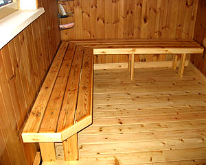 Готовое деревянное напольное покрытие
