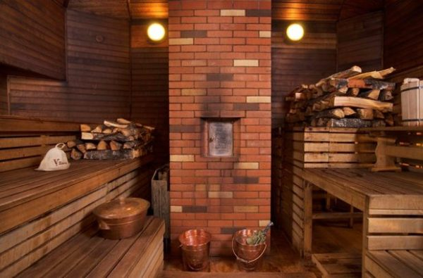 Банная печь и ее корпус
