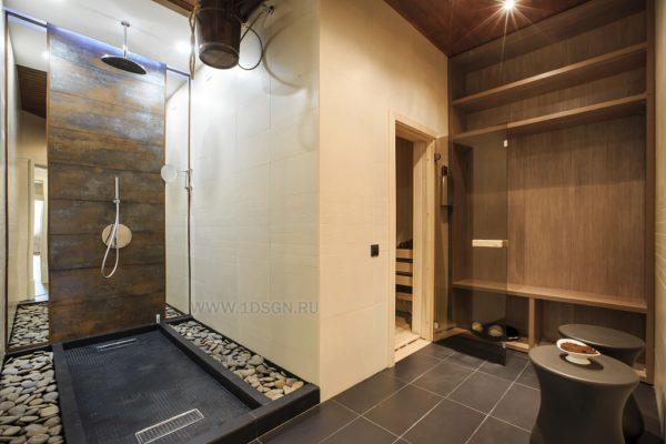 Проверка и установка увлажнителей в русской бане в доме