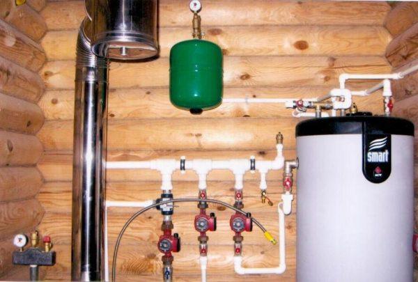 Проведение воды и света стоит недешево