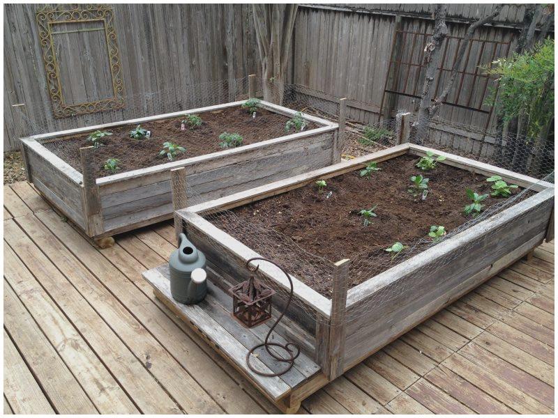 Грядки поставить можно в любое место, главное чтобы ее состав был полезен для ваших растений