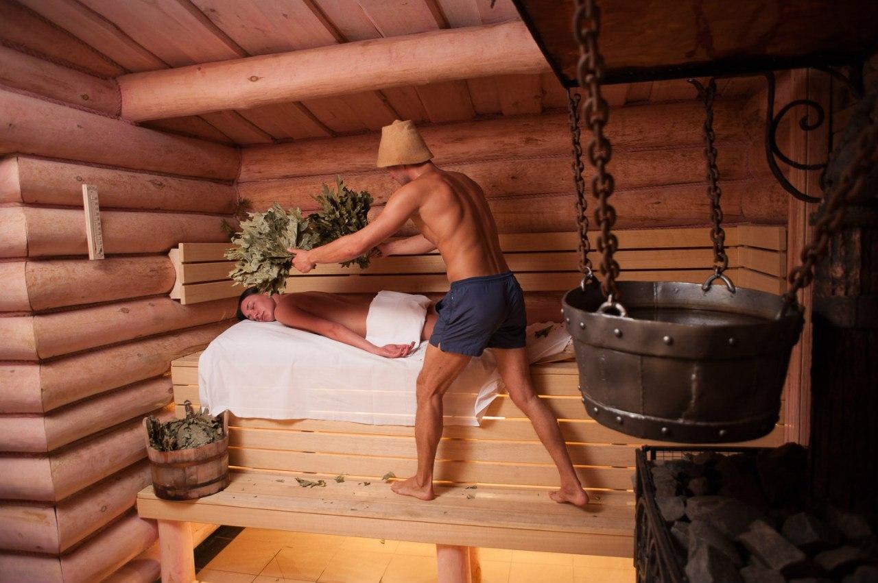 Днем, картинки русская баня с веником