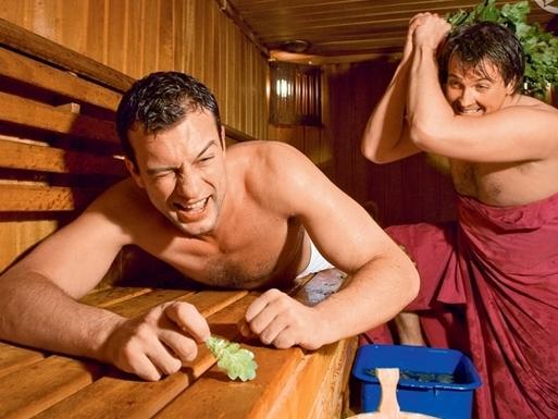 Интенсивный массаж - только после подготовки