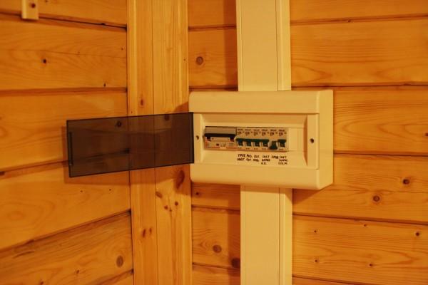 Используйте только специальную проводку и подключайте её через отдельный автомат