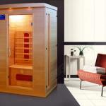 kabinka sauna v vashem dome