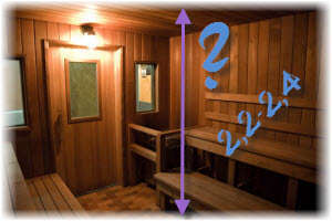 Как определить оптимальную высоту потолка?