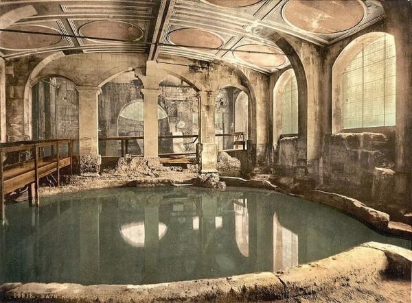 Как выглядели бани в Древнем Риме