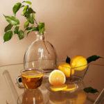 Крепкий свежезаваренный чай в бане - лучший напиток