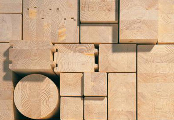 Липовый брус – отличный материал для строительства бани.