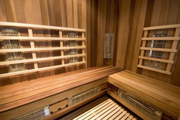 Монтаж завершают установкой мебели и всех фасонных частей.