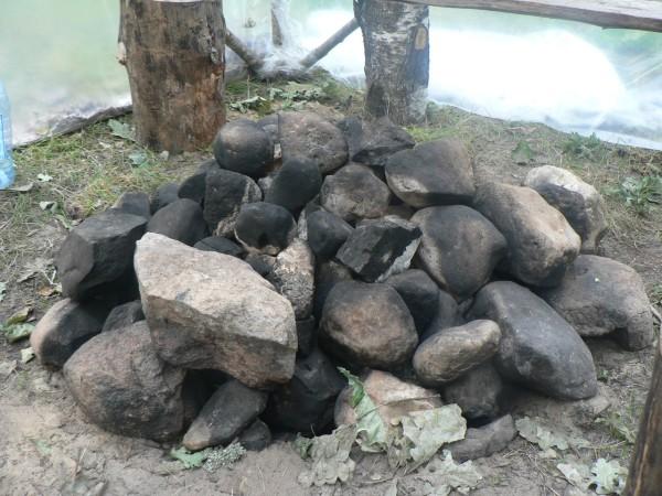 Наиболее подходящие камни для бани
