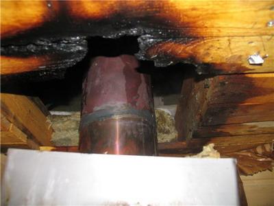 Нарушения техники пожарной безопасности при монтаже могут привести к пожару