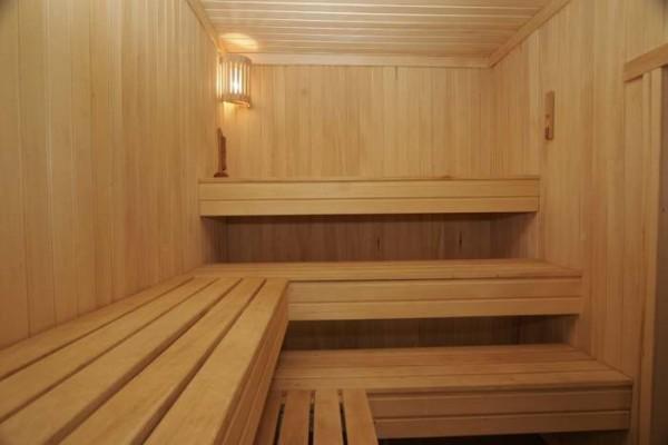Осина в качестве материала для банного помещения