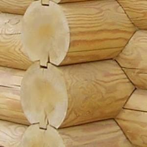 Оцилиндрованный кругляк просто создан для сруба.