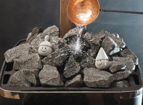 Пар и каменка