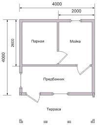 План размещения комнат