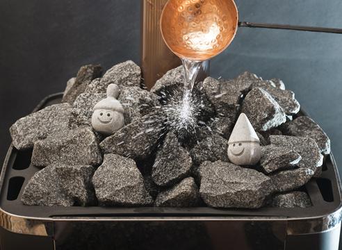 Подбор материала для каменки – дело серьезное!