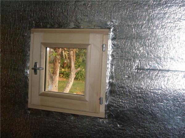 Покрытие алюминиевой фольгой