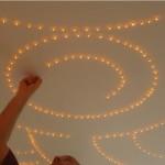 Пример реализации световых узоров