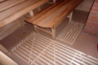 Решетки на полу
