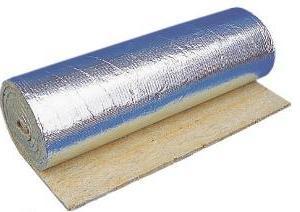 Рулон фольгированной минеральной ваты