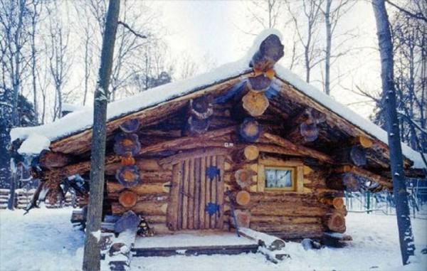 Русская баня – славянские традиции
